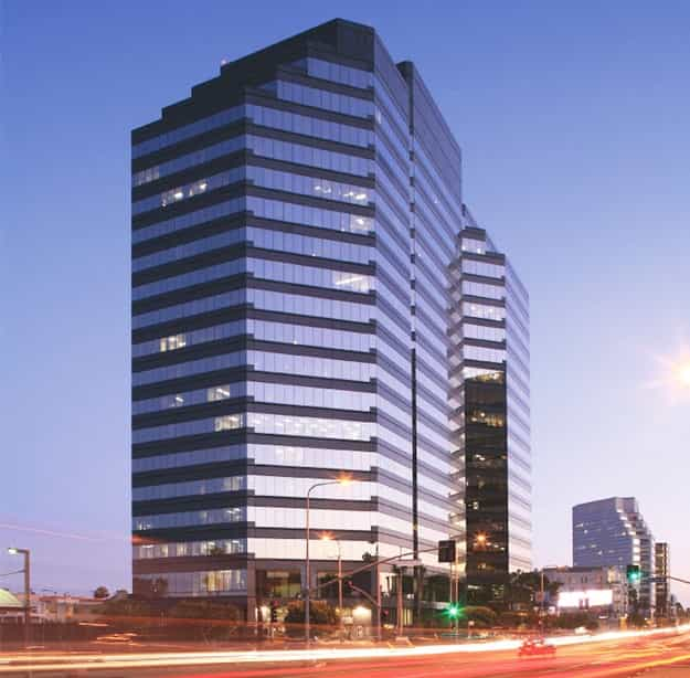 12100 wilshire office building