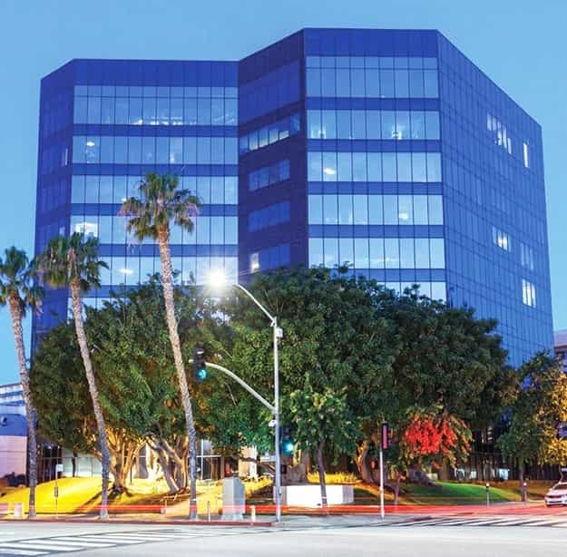 233 Wilshire office space