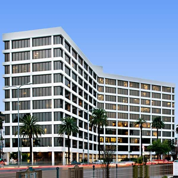 Office space on 8383 Wilshire, Beverly Hills