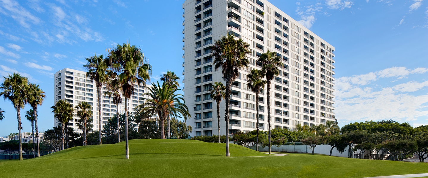 The Shores | Santa Monica Apartments for Rent at the Beach