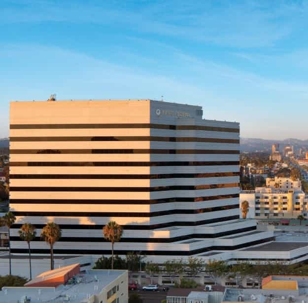 office for rent 401 wilshire