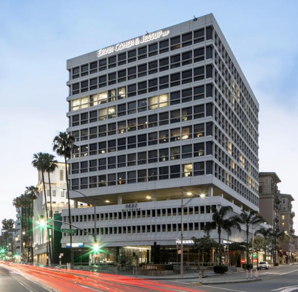 9401 Wilshire Boulevard office space for lease