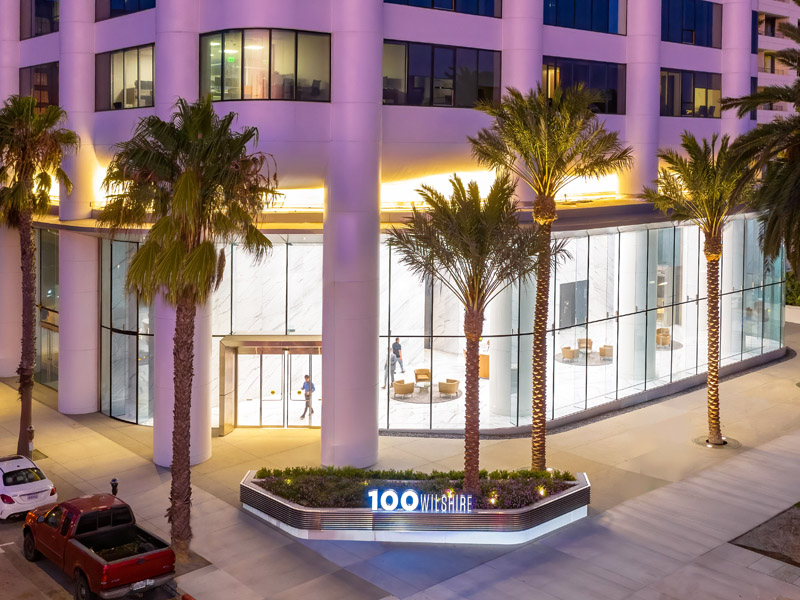 100 Wilshire Renovation