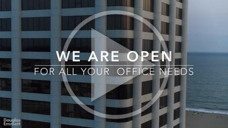 We are open for all of your office needs