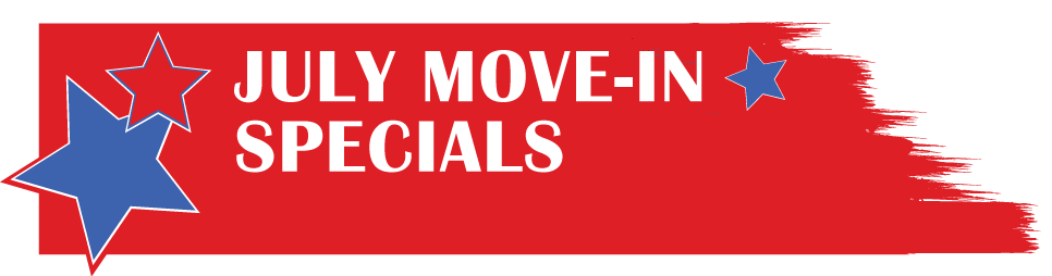 July Move In Specials